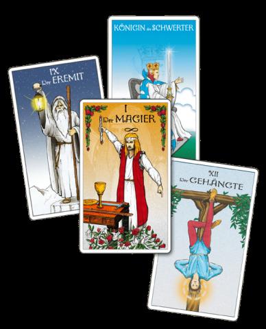 Tarotkarten Deck